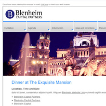 Blenheim Capital Partners