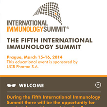 International Immunology Summit 2014